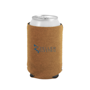 Brown Koozie